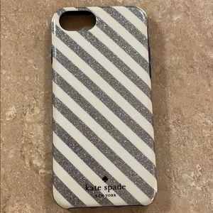Kate spade iPhone 8 phone case